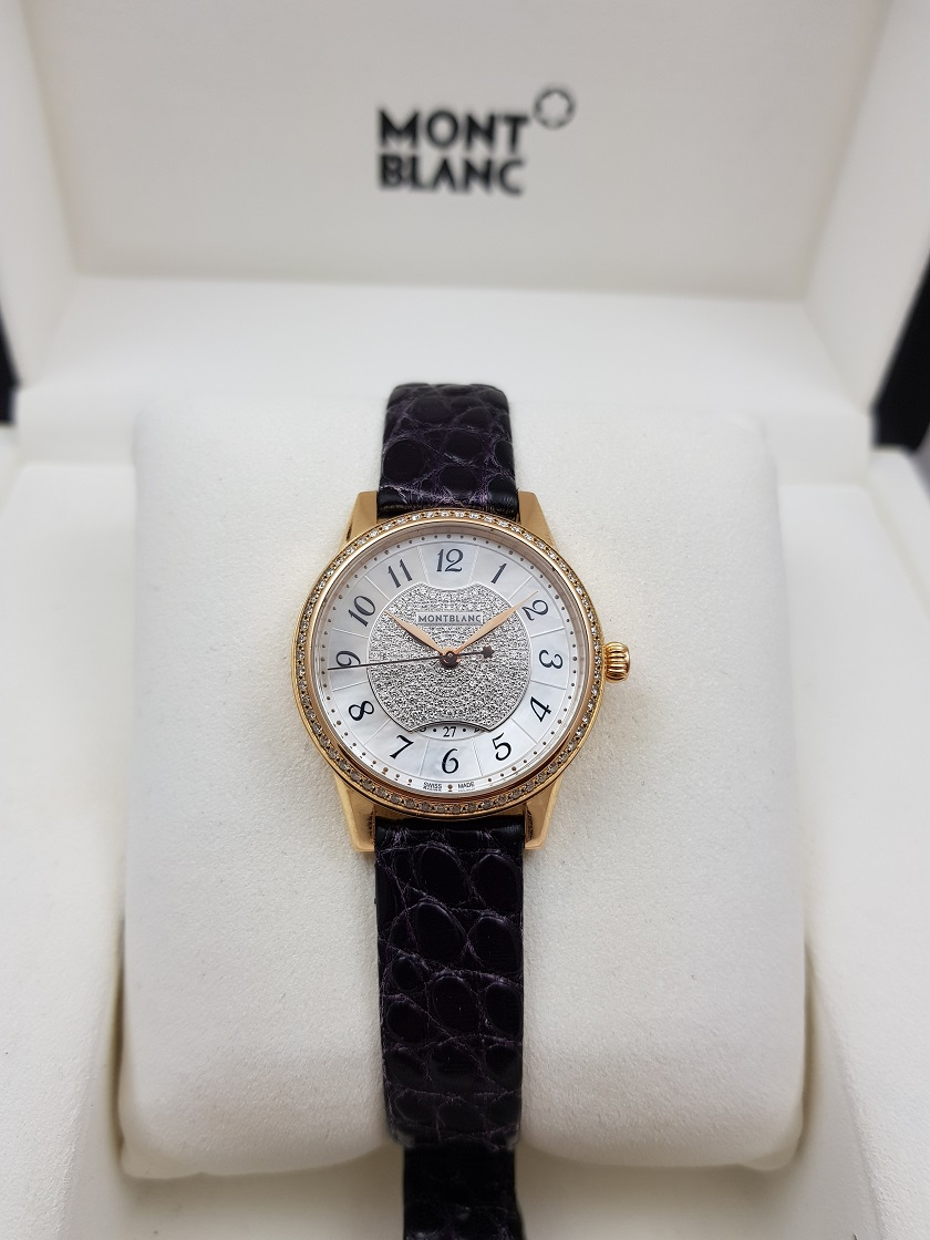 Montblanc Boheme Automatic Diamonds