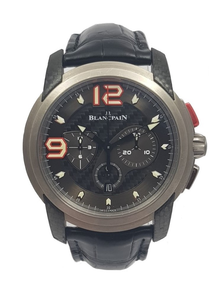 Blancpain L-Evolution Chronograph Flyback