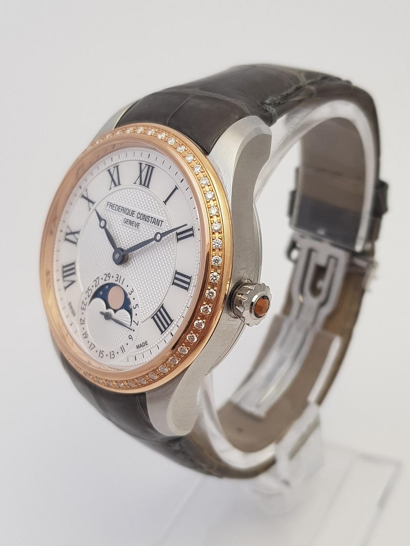 Frederique Constant Maxime  Automatic Diamonds