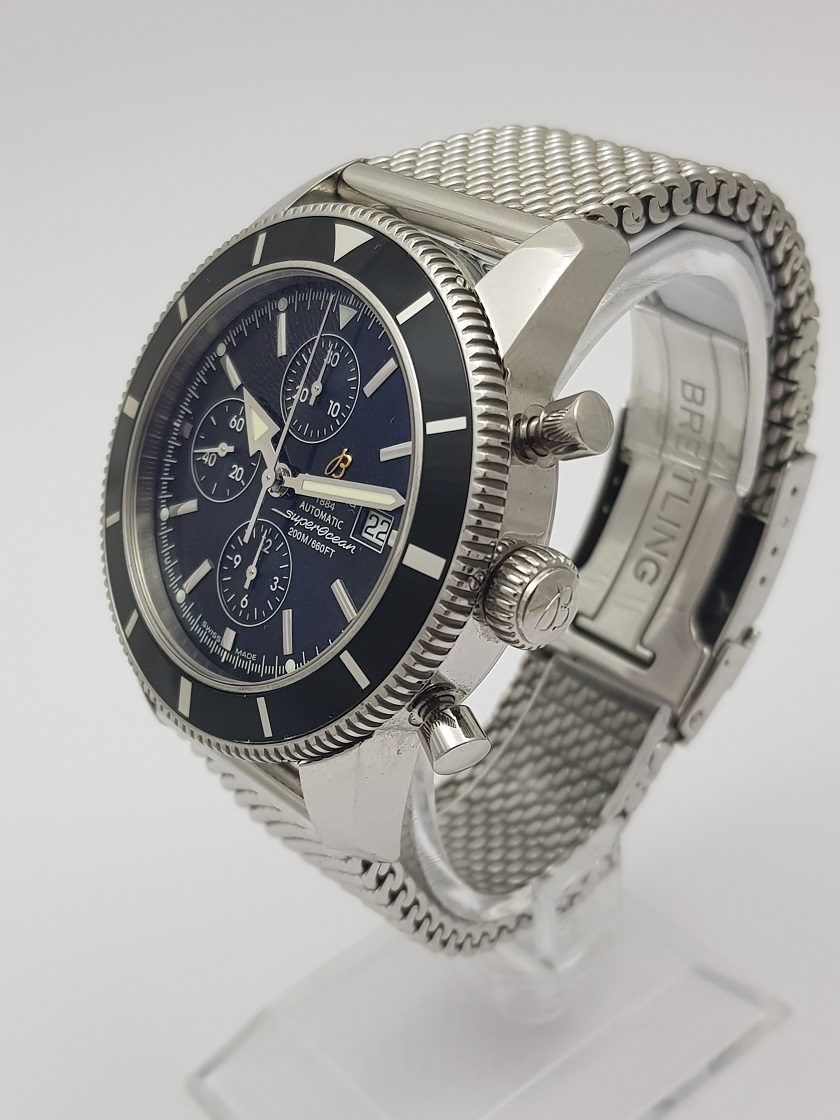Breitling Superocean Heritage 46MM Chronograph